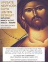 2017 Annual GOYA Lenten Retreat - Holy Spirit/Rochester, NY