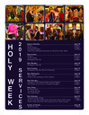 GREAT & HOLY WEEK SERVICES