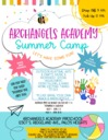 Archangels Academy Summer Camp