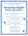 GAPA Taverna Night Under the Stars | September 28th