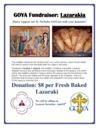 Lazarakia Fundraiser for the GOYA