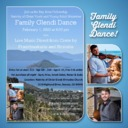 Family Glendi at Nativity of Christ, Marin County | February 1st