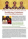 Three Hierarchs Lecture at St. Anna: Justifying Galatians | February 8th