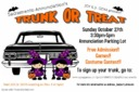 Trunk or Treat! | October 27th