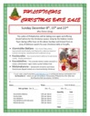 Philoptochos Christmas Bake Sale Pre-Orders